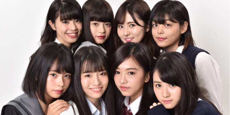 【蜗牛娱乐】2018日本票选最可爱高中生 各地区选出8位女高中生决赛
