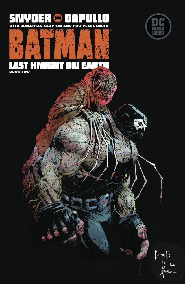 【蜗牛娱乐】《蝙蝠侠:地球最后的骑士》第2期 蝙蝠侠带小丑头颅旅行