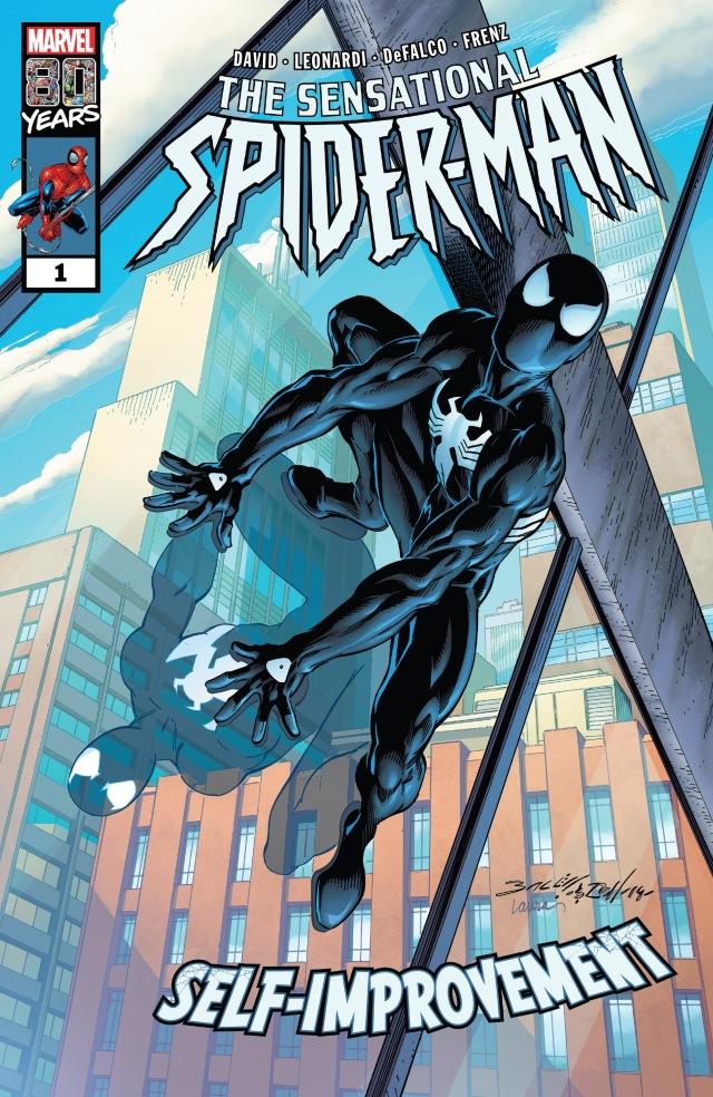 【蜗牛娱乐】漫威八十周年计划 将粉丝提供原案版蜘蛛人服装列入漫画正史
