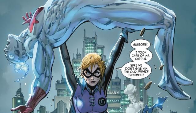 【蜗牛娱乐】《Batman》第76期 高谭女孩击退超级英雄追踪城市犯罪