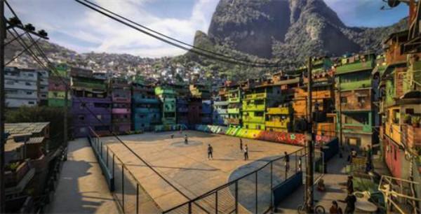 【蜗牛娱乐】EA将推出FIFA Volta 游戏模式确定不带微交易功能