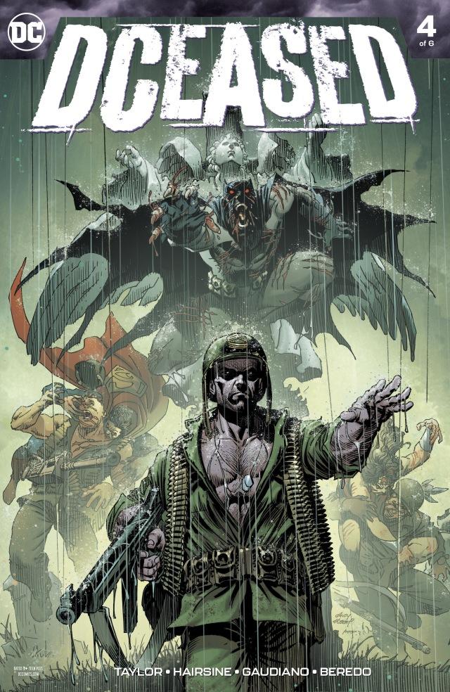 【蜗牛娱乐】最新漫画《DC活死人》 英雄二代对抗活死人化家庭