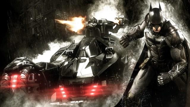 【蜗牛娱乐】蝙蝠侠电玩Arkham系列最新消息 达米安版蝙蝠侠概念艺术图