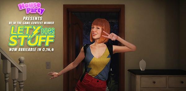 【蜗牛娱乐】《家庭派对》18禁演出 玩家与性感女神在线打炮