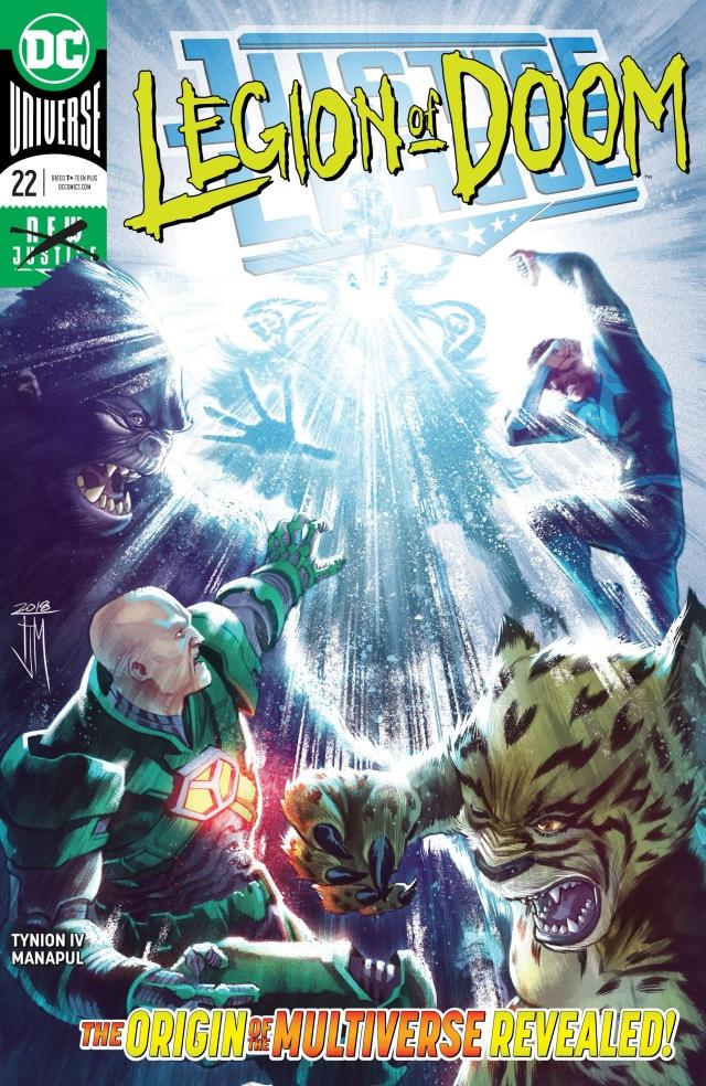 【蜗牛娱乐】DC多元宇宙起源史 正义联盟故事揭开宇宙级危机