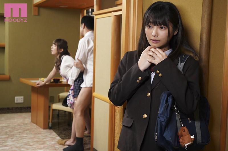 【蜗牛娱乐】MIAA-284 :波多野结衣和女儿久留木玲共侍一夫,大玩母女丼!