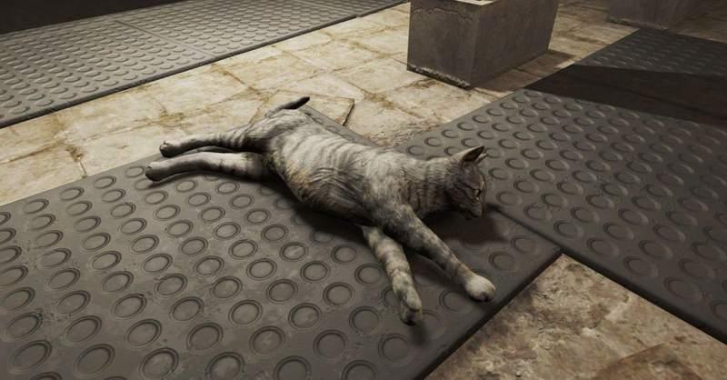【蜗牛娱乐】超人气游戏《异尘余生76》 游戏玩家可以吃猫气炸猫奴