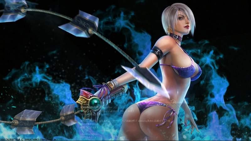 【蜗牛娱乐】3D格斗游戏《剑魂6》 自创角色无极限