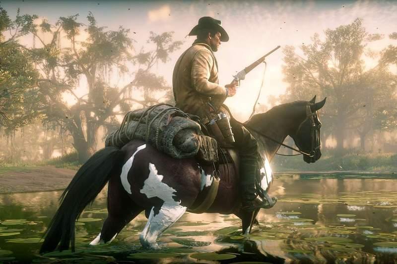 """【蜗牛娱乐】史上最棒游戏《碧血狂杀2》 玩家可以""""死而复生""""马却不行"""