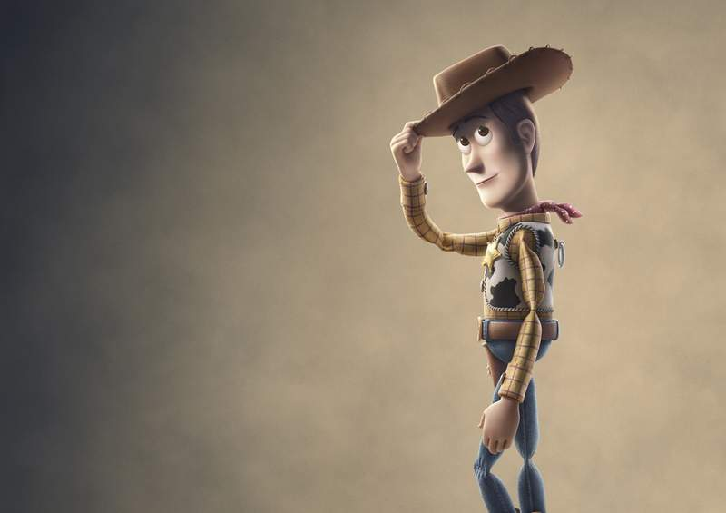 【蜗牛娱乐】《玩具总动员4》首发电影海报 前导预告结局令人担忧
