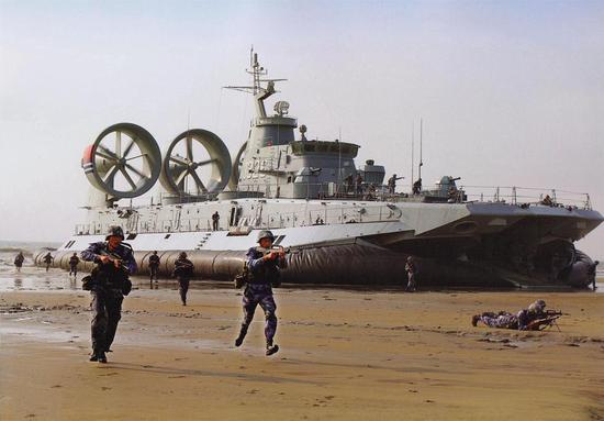 看完最新中国军力报告 台媒叹两岸差距太大