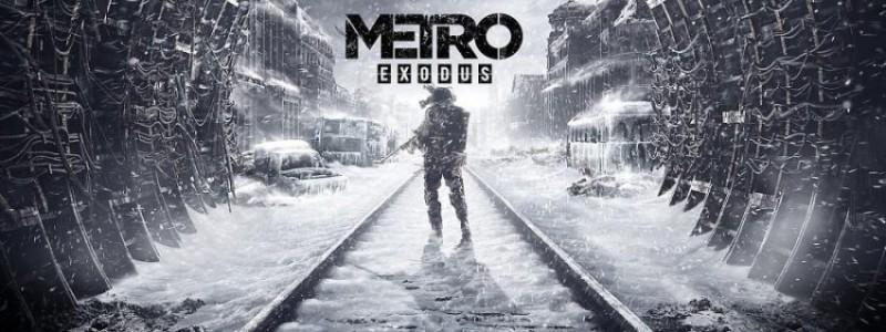 【蜗牛娱乐】生存游戏《Metro Exodus》实机演示 画质挂帅靓绝全场