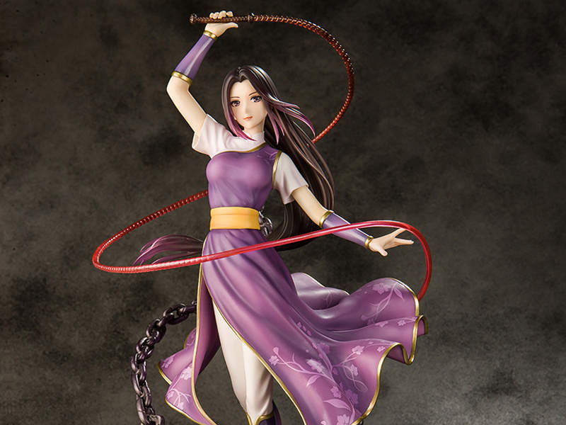 【蜗牛娱乐】《仙剑奇侠传》林月如模型 手持长剑又帅又美
