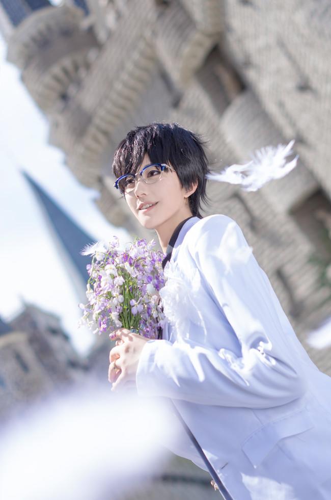 【cos正片】《冰上的尤里》今天你要嫁给我了♡维勇蜜月婚服.avr(误)cn:君子妖Cain