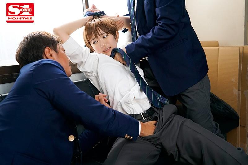 S1首支男装剧情片!架乃ゆら又被今井勇太捅得吱吱叫!