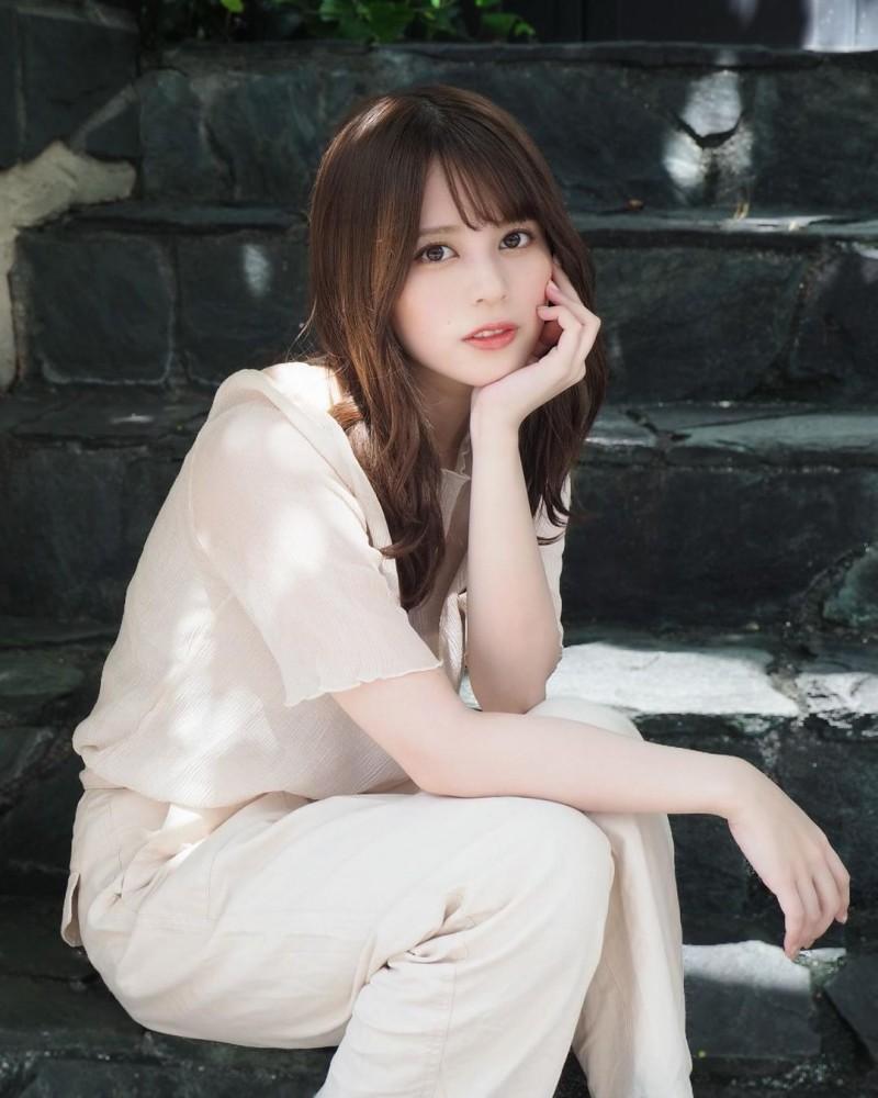 福冈奇迹美女「吉崎绫」混血美颜精致又甜美全身散发「空灵气场」仿佛从童话中走出来