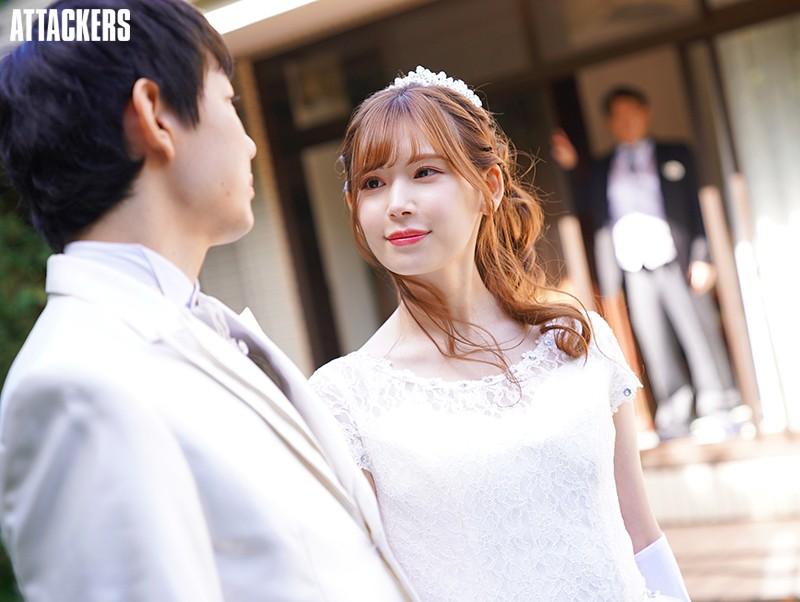 【蜗牛娱乐】ADN-298 :新娘「明里つむぎ」婚礼一结束就被公公侵犯 不仅被舔遍全身,还中出拍照!