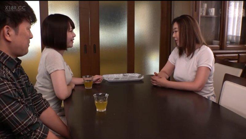 【蜗牛娱乐】藤咲美玲SPRD-1347 丈母娘主动帮女婿排解欲望