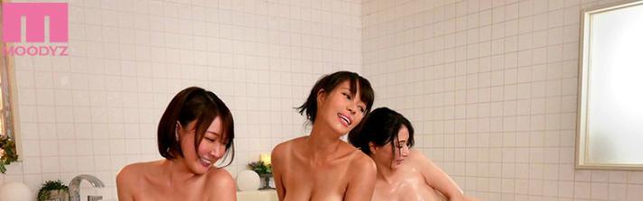 【蜗牛娱乐】共演作品MIRD-209 3个风俗娘共同服侍客人