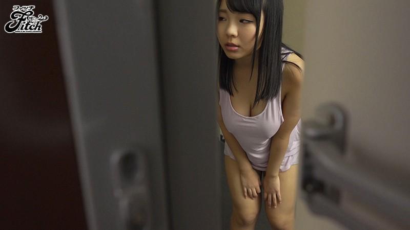 """【蜗牛娱乐】JUFE-158 :巨乳女友""""稲场流花""""被同居男友赶出门,用肉体答谢邻居留宿!"""